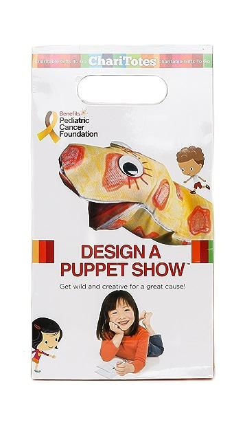 Gift Boutique Design A Puppet Show Kit