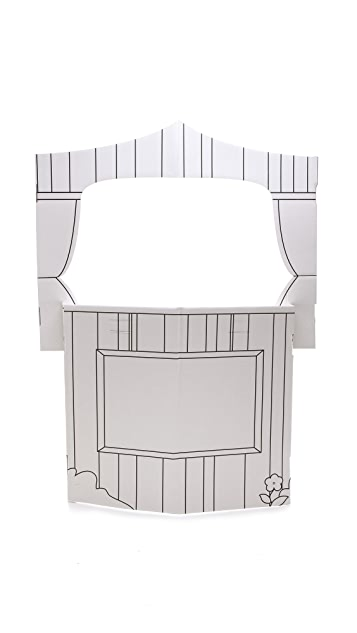 Gift Boutique Design a Puppet Theater Kit