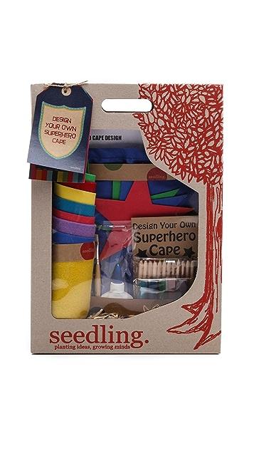 Gift Boutique Design Your Own Superhero Cape Kit