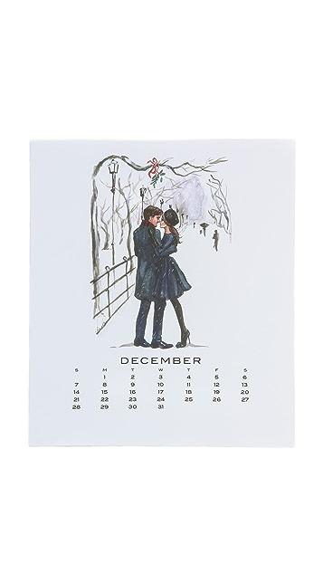 Gift Boutique Inslee 2014 Little Calendar