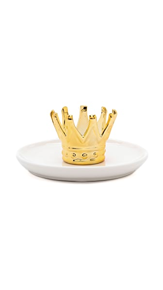 Gift Boutique Crown Ring Holder