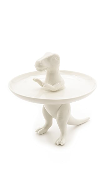 Gift Boutique Tyrannosaurus Rex Plate