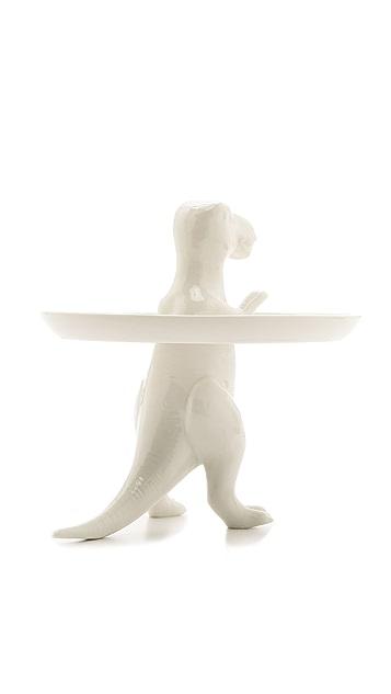 Gift Boutique Tyrannosaurus Rex Plate