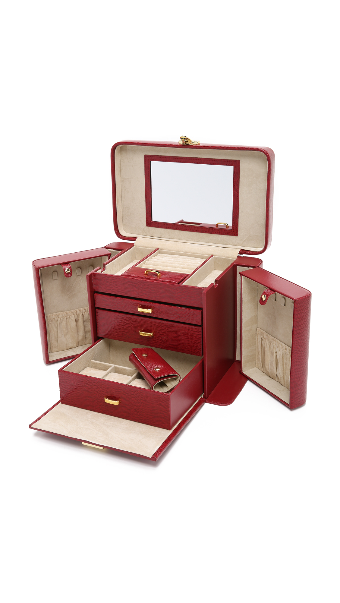 Gift Boutique 4 Level Jewelry Box SHOPBOP