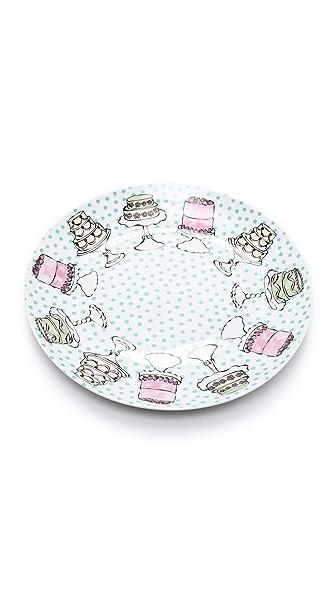 Gift Boutique Eat Dessert First Platter