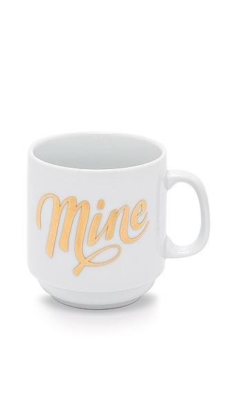 Cute 'mine' mug