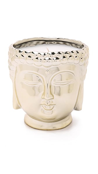 Gift Boutique Thompson Ferrier Buddha Candle In Gold