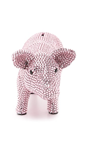 Darling crystal encrusted piggy bank