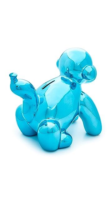 Gift Boutique Balloon Monkey Money Bank