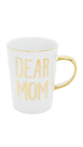 Gift Boutique Dear Mom I Love You Mug