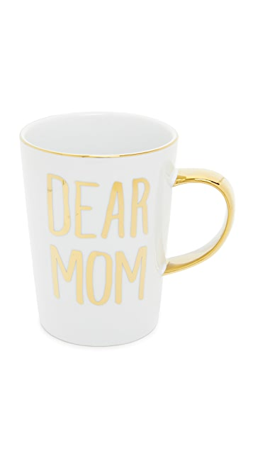 Gift Boutique Dear Mom I Love You Mug