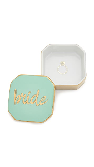 Gift Boutique Bride Lidded Box