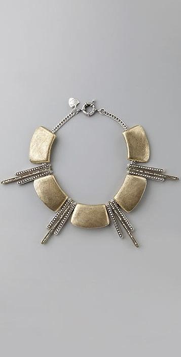 Giles & Brother Irular Collar Necklace