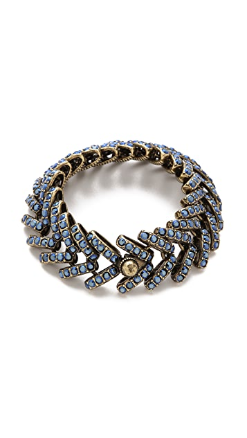 Giles & Brother Wide Ceres Bracelet