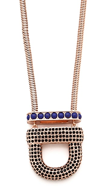 Giles & Brother Cortina Pendant Necklace