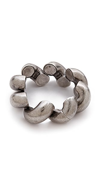 Giles & Brother Huge Rope Chain Bracelet