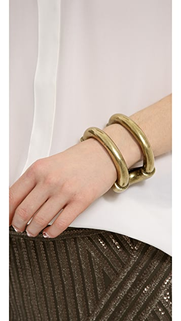 Giles & Brother Huge Cortina Cuff Bracelet