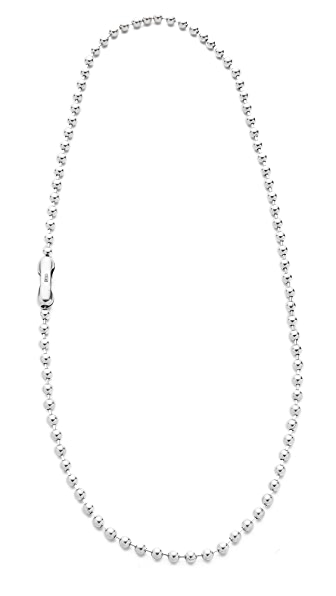 Giles & Brother Ball Chain Necklace