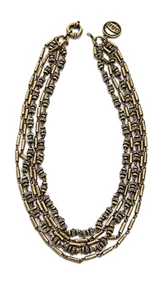 Giles & Brother Pave Bundle Necklace