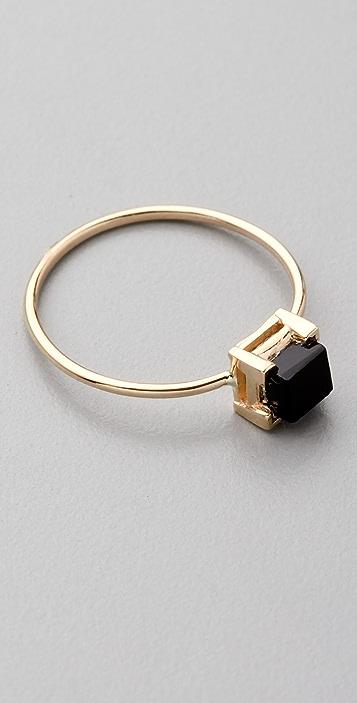 ginette_ny Cadiz Onyx Ring