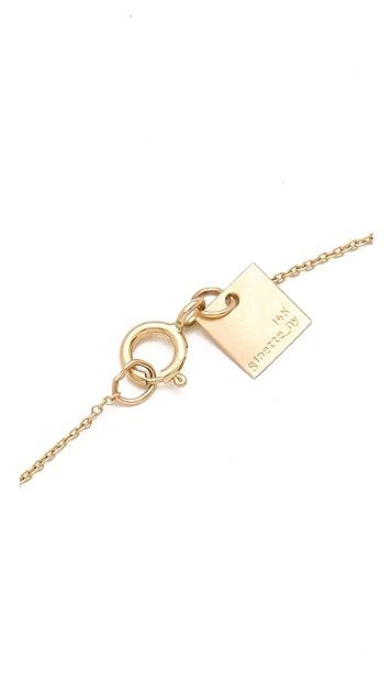 ginette_ny Mini Straw Bracelet