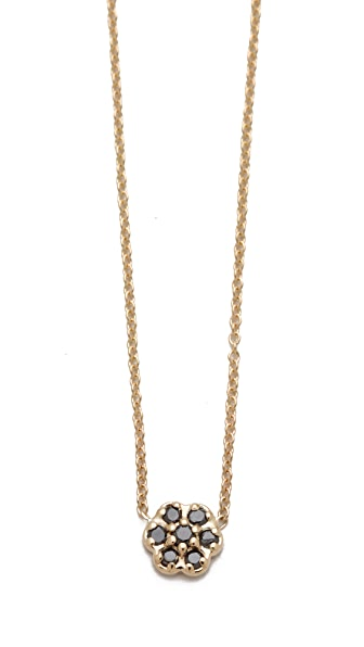 ginette_ny Mini Lotus Necklace
