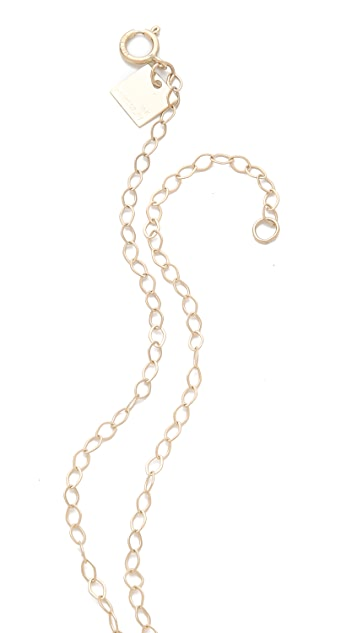 ginette_ny Volute Necklace