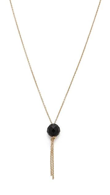 ginette_ny Cadiz Onyx Necklace