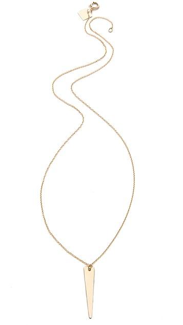 ginette_ny Mini Arrow Necklace