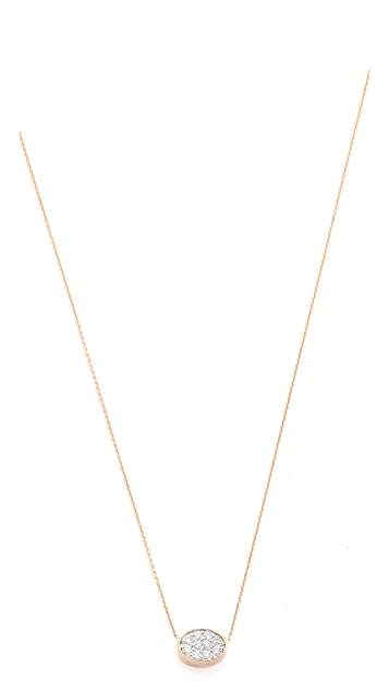 ginette_ny Twenty Ten Diamond Necklace