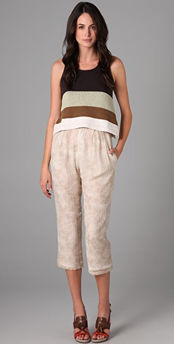 Girl. by Band of Outsiders Ami Trousers