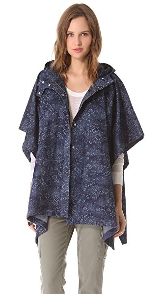 Girl. by Band of Outsiders Poncho