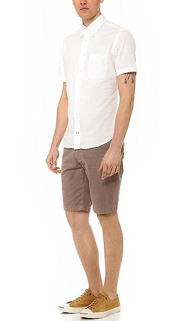 Gitman Vintage Seersucker Shirt