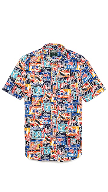Gitman Vintage Good Catch Shirt