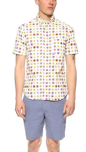 Gitman Vintage Baron von Fancy Shirt