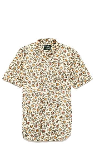 Gitman Vintage Tiger Tiger Shirt