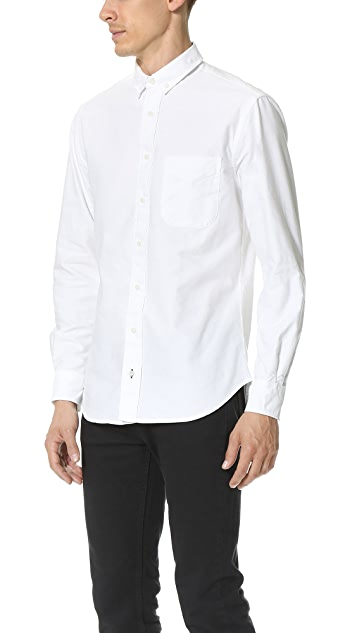 Gitman Vintage Seed to Sew Oxford Shirt