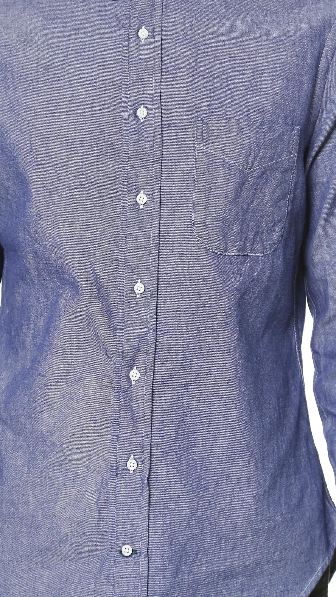 fade719f0e Gitman Vintage Seed to Sew Button Down Shirt