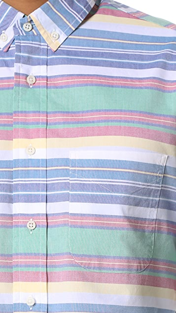 Gitman Vintage Monterosso Button Down Oxford Shirt