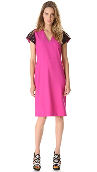 Giulietta Breakfast Jewel Sleeve Dress