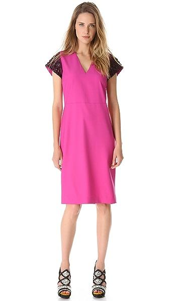 Giulietta Breakfast Jewel Sleeve Dress