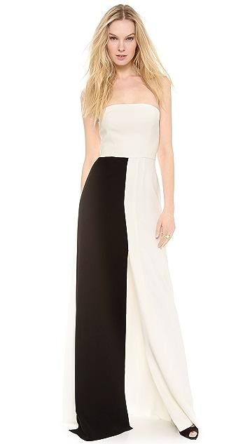 Giulietta Strapless Gown