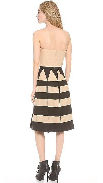 Giulietta Strapless Dress