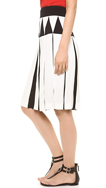 Giulietta Pleated Skirt