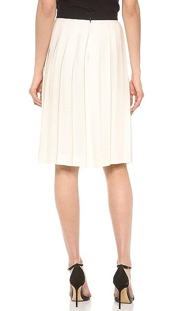 Giulietta Crepe Skirt