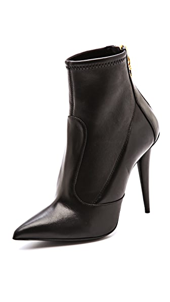 Giuseppe Zanotti Ester Pointed Toe Booties