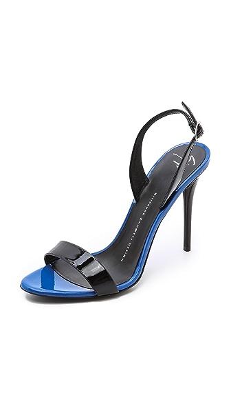 Giuseppe Zanotti Coline 2 Strap Sandals