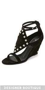 Studded Sandals                Giuseppe Zanotti