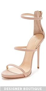 Strappy Sandals                Giuseppe Zanotti