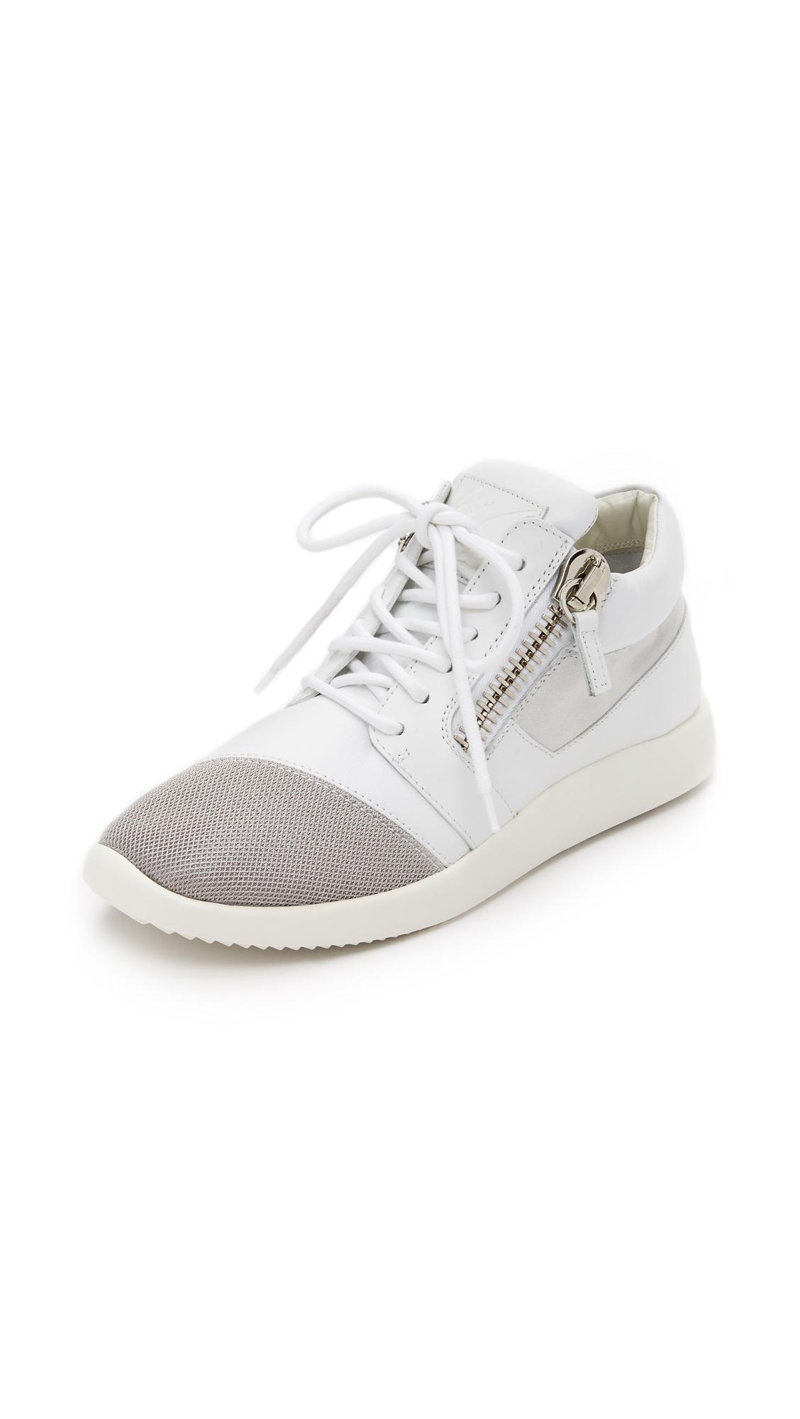 Giuseppe Zanotti Sneakers - White